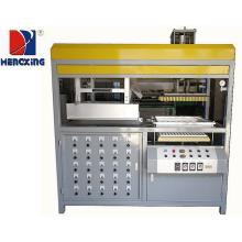 Envase plástico semiautomático de la galleta que hace la máquina