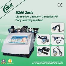 Bz06 cavitação perda de peso 40kHz máquina de forma de corpo ultra-sônico