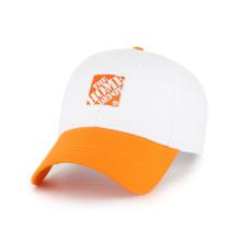 Gorra de béisbol de alto estándar 100% algodón con cepillo