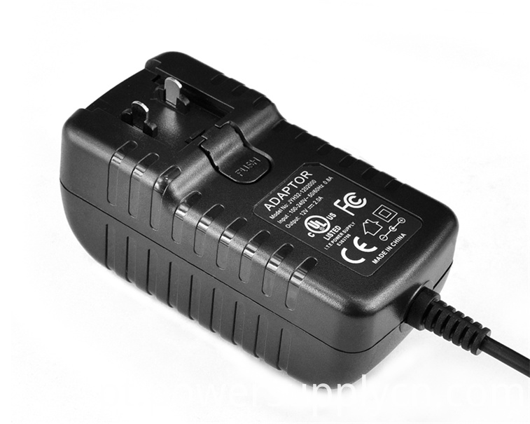 12v 2a 24W power adapter