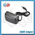 Высококачественный AC DC 6W 12v 0.5a адаптер переменного / постоянного тока с разъемом US