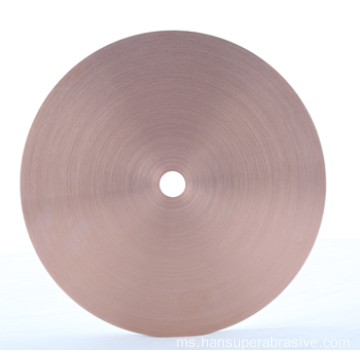 Copper Faceting Flat Polishing Grinding Laps