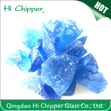 Ocean Blue Landscaping Decorative Glass Blocks
