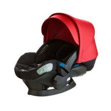 Rouge 0-13kg Siège d'auto pour bébé