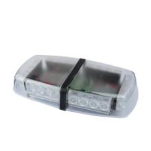 12V 24V mulit voltage light bar,24W LED Emergency truck vehicle strobe mini led light bar with Magnet Waterproof