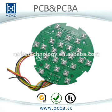 FR4 PCB BOARD WITH LEDS