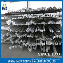 6061 6082 T6 Barre d'aluminium pour moule