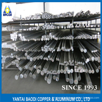 Barre en aluminium 6061 6082 T6 pour moule