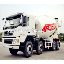 12CBM Dayun 8*4 drive concrete mixer truck/ cement mixer truck/ cement mixer/ mixing truck/ powder mixer drum/ pump mixer truck