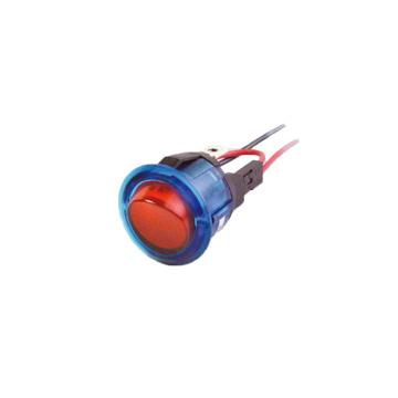 Interrupteur à bascule automatique illuminé pour pièces automobiles