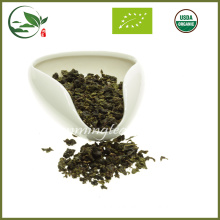 2016 Spring Organic Certified Anxi Oolong Tea