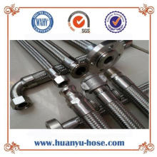 Polished Stainless Steel Fitting Flexible Metal Hose