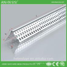 Perla de ángel de metal de drywall para la construcción