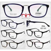 En Stock Tr90 Mix Metal Optical Frame (1212)