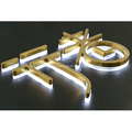 Custom Led Letters Wall Signs Wholesale