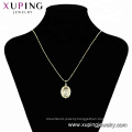 34497 XUPING 2018 latest design  14K gold color fashion Madonna women's pendant