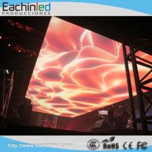 P4 Mini Indoor-Vermietung LED-Bildschirm mit Druckguss Aluminium