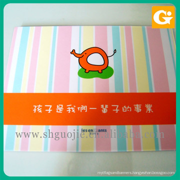 High Quality Girl Lovely Poster Banners Printing Materials Flex Banner