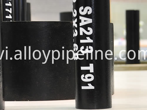 ASTM A213 T91 Seamless alloy tube for heat exchanger and boiler tubes