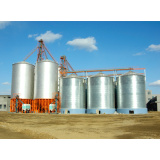 Galvanized Steel Silo for Grain Storage
