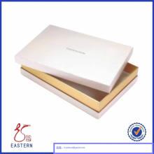 Kundenspezifisches Druckpapier-T-Shirt Verpackungs-Blusen-Geschenkbox-Großverkauf