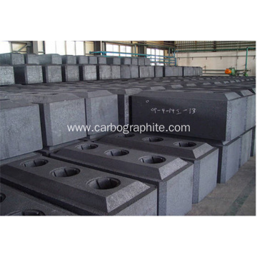 Prebaked Carbon Anodes for Aluminium Electrolysis Cell