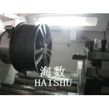 CNC Lathe for Wheel Rim Repairing, Wheel Rim Mending, Wheel Polishing