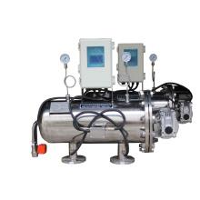 Automatischer Saug-Reinigungs-Bürsten-Filter für Kühlturm-Wasser