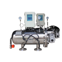 Filtre automatique de brosse d'écran de nettoyage d'aspiration pour l'eau de tour de refroidissement