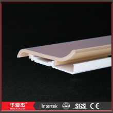 Plastic Foam Profiles PVC Wall Skirting
