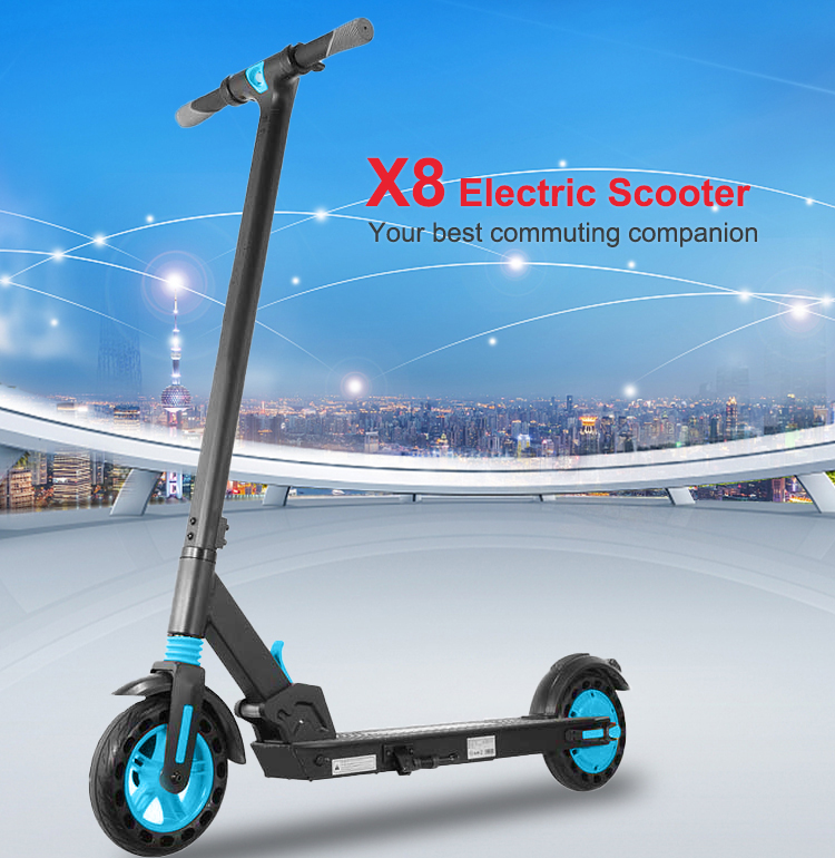 X8 Electric Scooter Details1