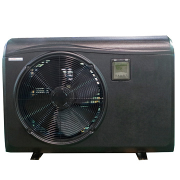 Pool heat pump for water heating system
