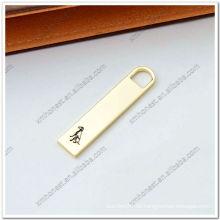 Benutzerdefinierte Metall Reißverschluss Abzieher