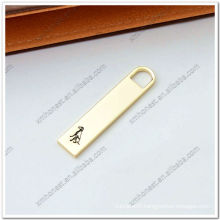 custom metal zipper puller