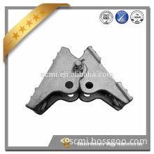 precision curtain zinc part/trustworthy curtain aluminium furniture part