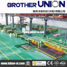Bobina de acero automática cortada a máquina de longitud Ctl en China
