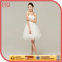 Economy Sexy Strapless Ball Gown Bridesmaid Dress 2013 (B1130-001912)