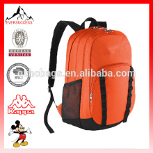 Latest Design Large Three Compartments Backpack Tough Polyester Backpack