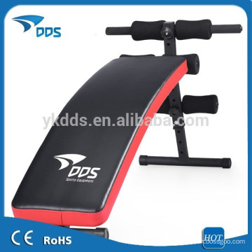 Réglable s'asseoir Banc Banc Abdominal, le banc idéal pour exercices abdominaux et Sit Up Work Out
