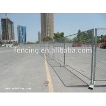 high quality heavy duty construction site temporary fence(Factory)