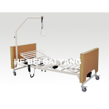(A-24) Трехфункциональная электрическая кровать для больниц