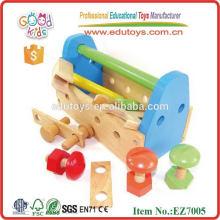 Caixa de ferramentas de brinquedos educativos