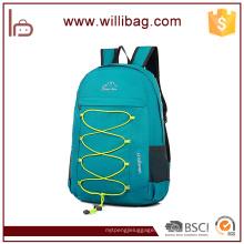 Горячая распродажа прочный складной Водонепроницаемый Спорт рюкзак с ykk