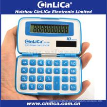 JS-10H calculadora de promoção de 10 dígitos para presentes