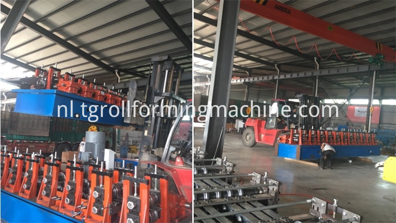 Peach-type Roll Forming Machines