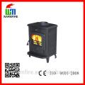 CE classical antique cast iron wood burning stove-WM701A