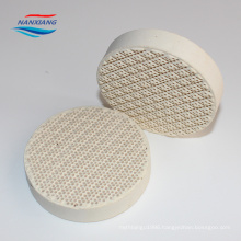 honeycomb ceramic plate infrared as heat exchange media