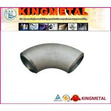 GOST 17375-2001 curvatura de tubulação inoxidável