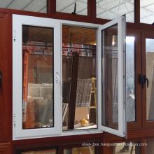 European style beautiful home window design window and door glass with aluminium
