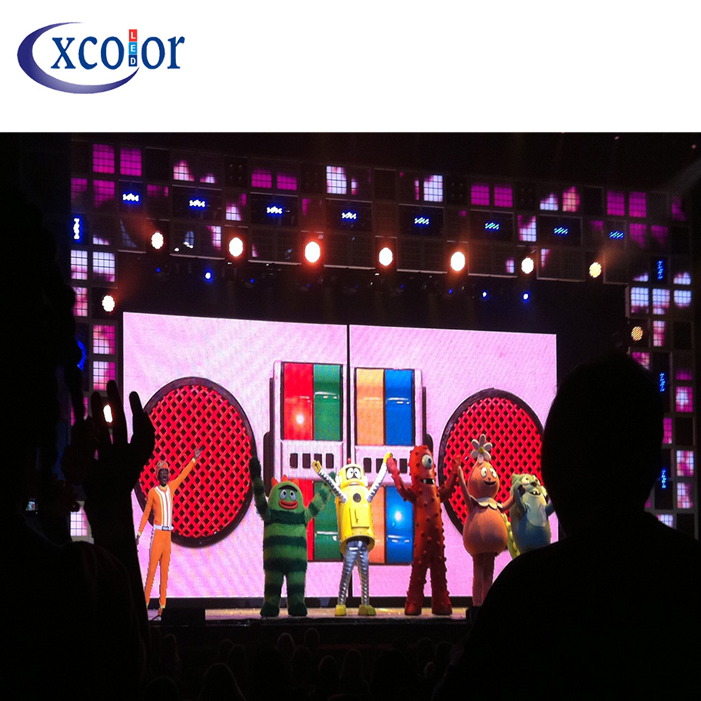 Rental P3.91 Led Screen